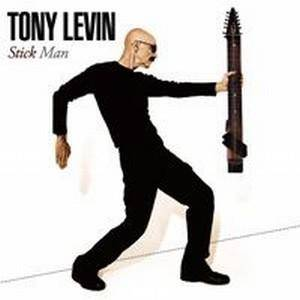 Cover - Tony Levin: Stick Man
