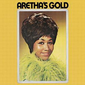 Aretha Franklin: Aretha's Gold - Cover