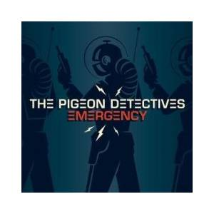 Cover - Pigeon Detectives, The: Emergency