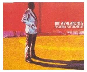 Cover - Avalanches, The: Frontier Psychiatrist