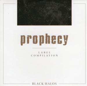 Prophecy Label Compilation 2018 (Black Halos) - Cover