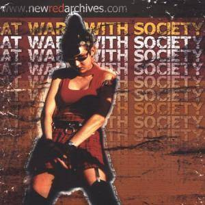 At War With Society - Cover