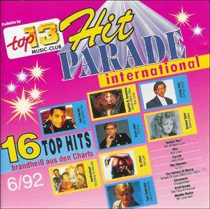 Hit Parade International 6/92 - Cover