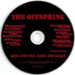 The Offspring: Rise And Fall, Rage And Grace (CD) - Bild 6