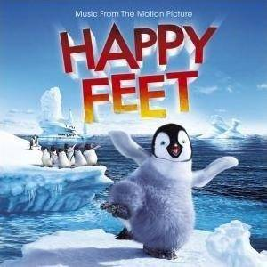 Cover - Gia Farrell: Happy Feet
