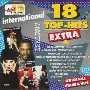 Cover - Kim Appleby: 18 Top Hits Aus Den Charts - Extra