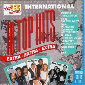 Cover - K2: 18 Top Hits - Extra Ausgabe