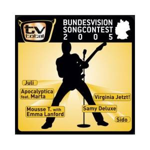 Cover - Sandy: Bundesvision Songcontest 2005