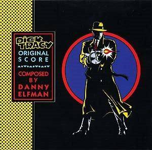 Cover - Danny Elfman: Dick Tracy
