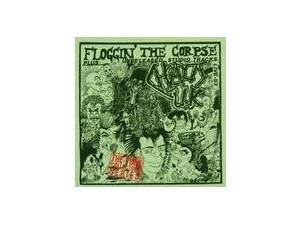 Chaos U.K.: Floggin' The Corpse, Live '83   Unreleased Studio-Tracks - Cover