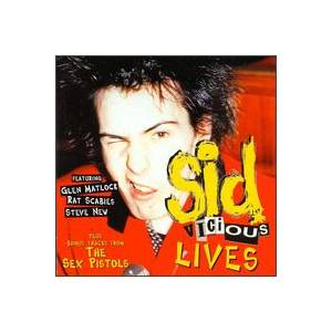 Cover - Sid Vicious: Sid Vicious Lives