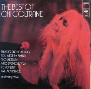 Chi Coltrane: Best Of, The - Cover