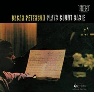 Cover - Oscar Peterson: Oscar Peterson Plays Count Basie