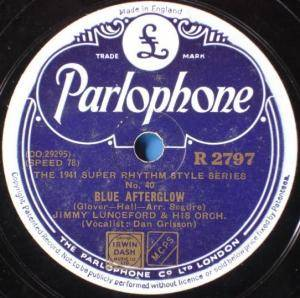 Cover - Jimmie Lunceford: Mixup / Blue Afterglow