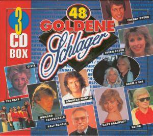 Cover - Conny Froboess & Peter Alexander: Goldene Schlager