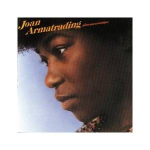 Joan Armatrading: Show Some Emotion - Cover