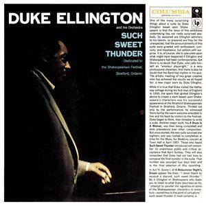 Duke Ellington: Such Sweet Thunder - Cover