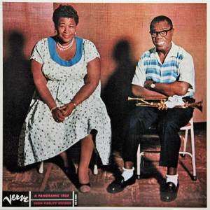 Cover - Ella Fitzgerald & Louis Armstrong: Ella And Louis