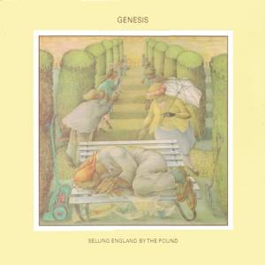 Genesis: Selling England By The Pound (LP) - Bild 1