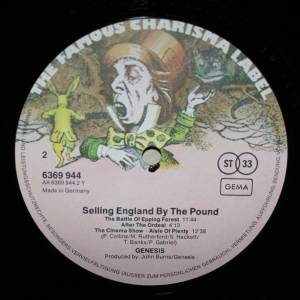 Genesis: Selling England By The Pound (LP) - Bild 3