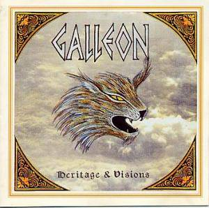 Galleon: Heritage & Visions - Cover