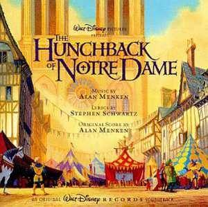 Alan Menken: Hunchback Of Notre Dame, The - Cover