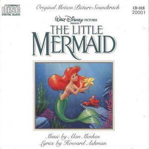 Alan Menken & Howard Ashman: Little Mermaid, The - Cover