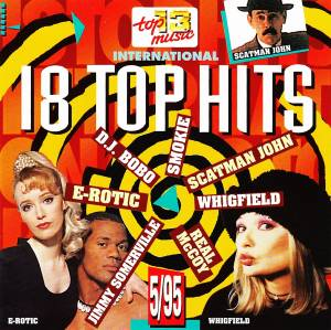 Cover - 20 Fingers Feat. Roula: 18 Top Hits Aus Den Charts - 5/95