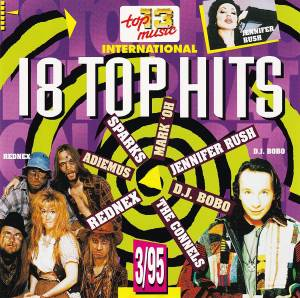 Cover - Baby D: 18 Top Hits Aus Den Charts - 3/95
