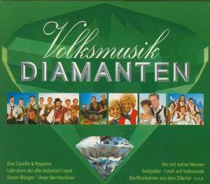 Cover - Kreuzjoch Duo: Volksmusik Diamanten