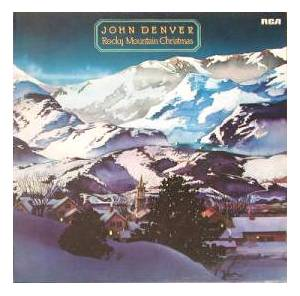 John Denver: Rocky Mountain Christmas - Cover