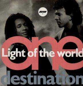 Cover - Light Of The World: One Destination