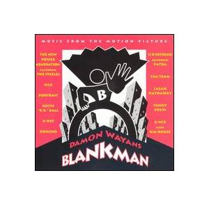 Cover - Portrait: Blankman