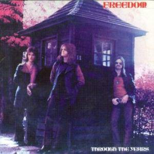 Freedom: Through The Years - Cover