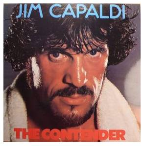 Cover - Jim Capaldi: Contender, The