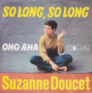 Cover - Suzanne Doucet: So Long, So Long