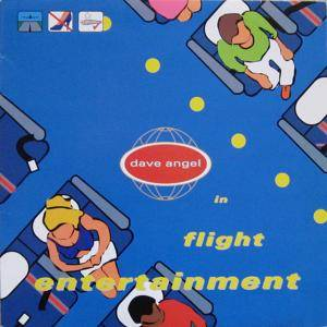 Cover - Dave Angel: In Flight Entertainment