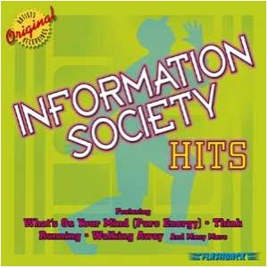 Information Society: Hits - Cover