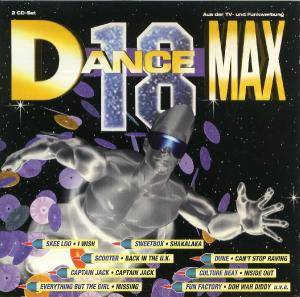 Cover - 20 Fingers Feat. Katrina: Dance Max 18