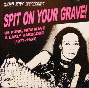 Cover - Nip Drivers: Spit On Your Grave!