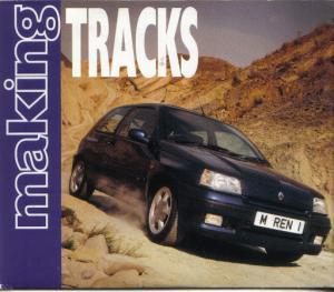 making Tracks - Cover