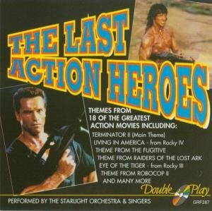 Last Action Heroes, The - Cover