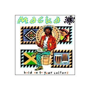Macka B: Hold On To Your Culture - Cover