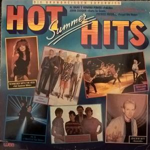 Hot Summer Hits - Cover