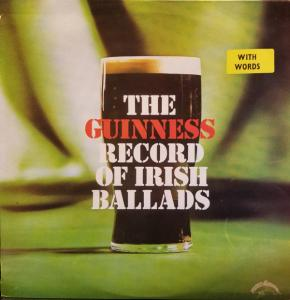 Dublin City Ramblers, The: Guinness Record Of Irish Ballads, The - Cover