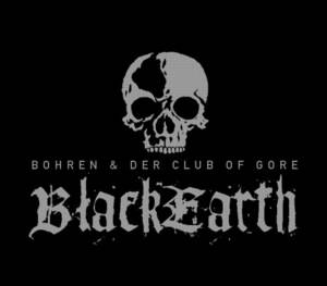 Bohren & Der Club Of Gore: Black Earth - Cover