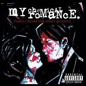 My Chemical Romance: Three Cheers For Sweet Revenge - Cover