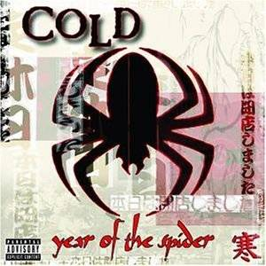 Cold: Year Of The Spider - Cover