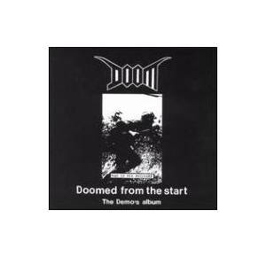 Doom: Doomed From The Start - Cover