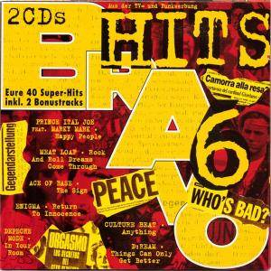 Cover - Inspiral Carpets: Bravo Hits 06